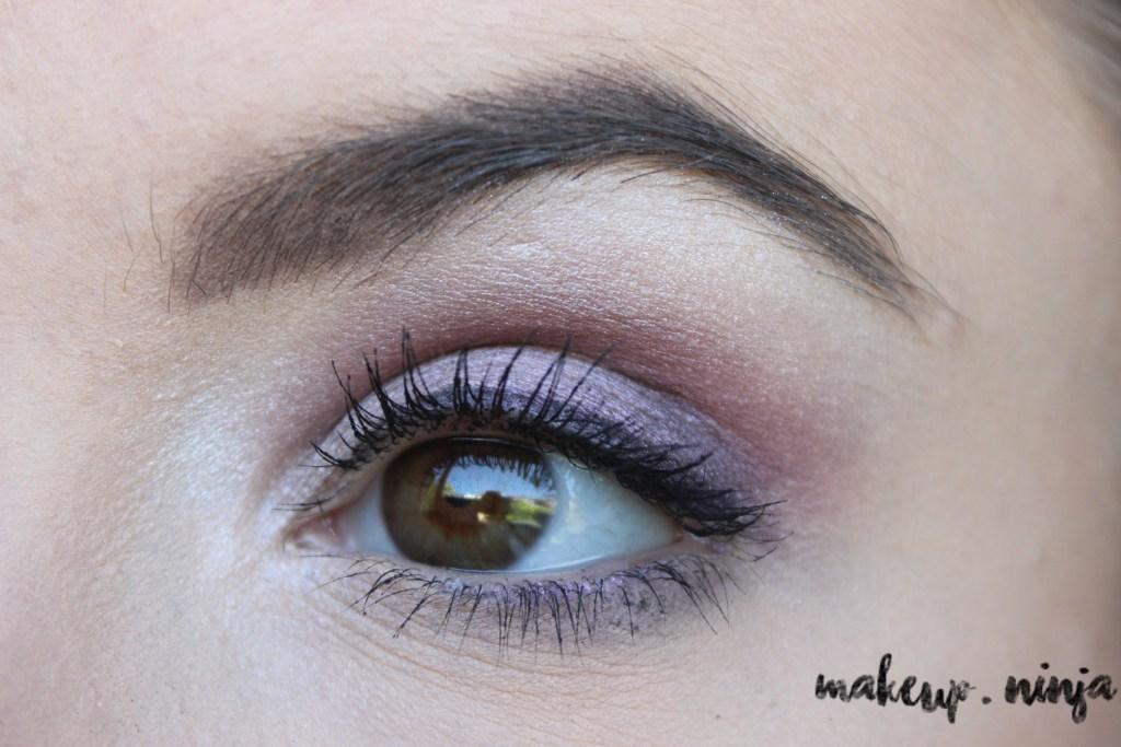 step 10 - Lilac Eyeshadow Tutorial for Spring