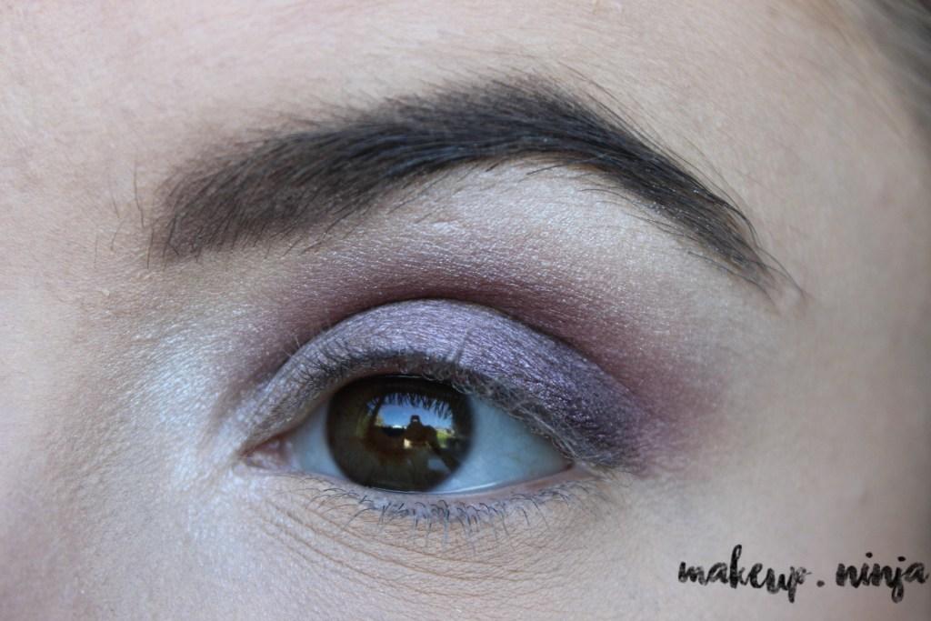 step 7 - Lilac Eyeshadow Tutorial for Spring