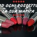 Ad ogni rossetto la sua matita! 👄 💄