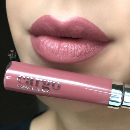 Cargo Swimmables Longwear Liquid Lipsticks | Review & Lip Swatches
