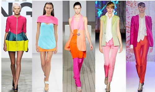 color blocking trend 4 Color Block Fashion: Trend Alert