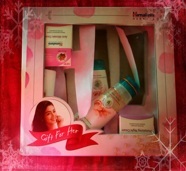 Gift from Himalaya Herbals India- #FreeYourself