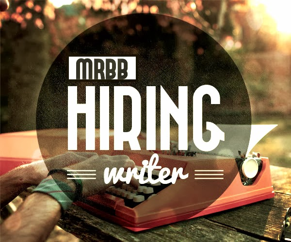 MRBB is Hiring Again!