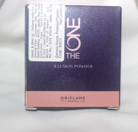Oriflame The One Illusion Powder Light, Medium & Dark: Review & Swatches