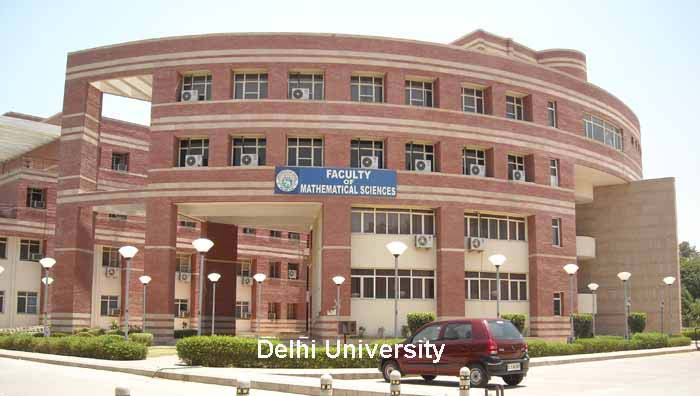 University of Delhi – [DU], New Delhi: Review
