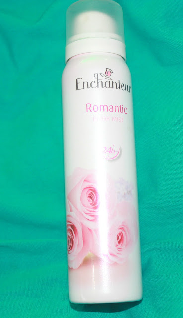 Enchanteur Romantic – Body Mist Deodorant Spray Review