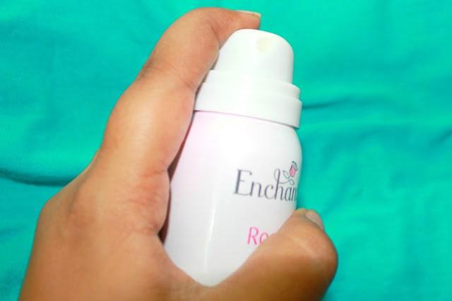 Enchanteur Romantic - Body Mist Deodorant Spray Review