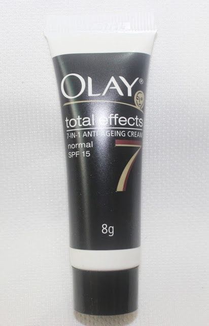 Olay Total Effects 7-in-1 Anti Ageing Cream Normal Review