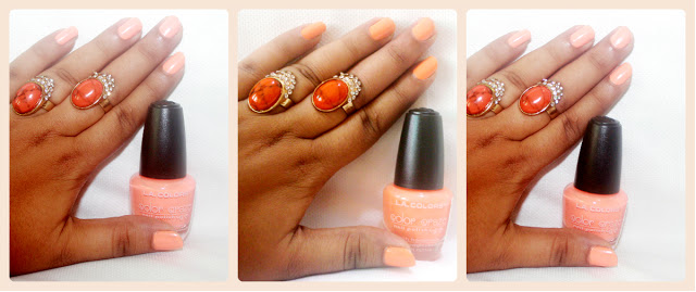 Nail Paint & Remover Haul- ft. SHOP MISS A: Summer Salmon