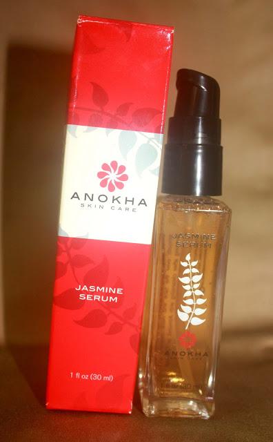 Anokha Skincare Jasmine Serum Review