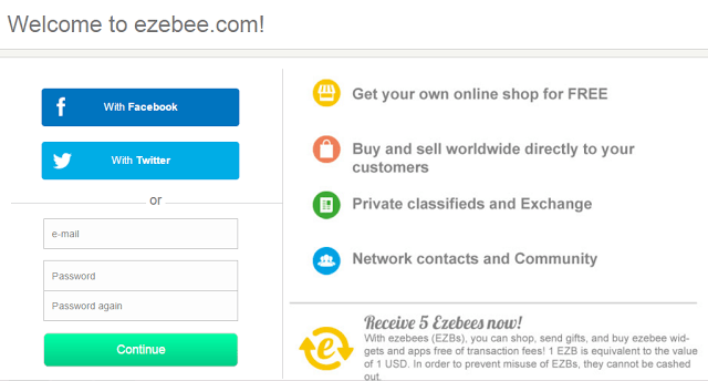Ezebee.Com- Sell & Buy Crafts Globally