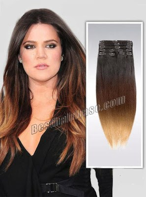 OMBRE HAIR EXTENSIONS OMGNB