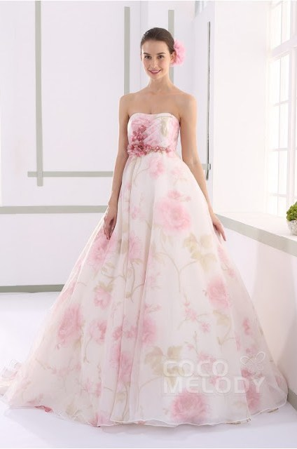 Designer Wedding Dress Trend Cocomelody