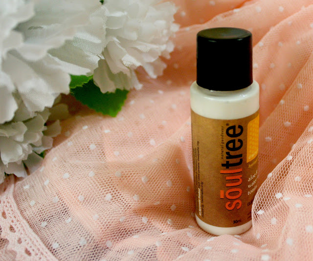 SoulTree Aloe & Rose Water With Skin Toning Licorice Cleanser Review
