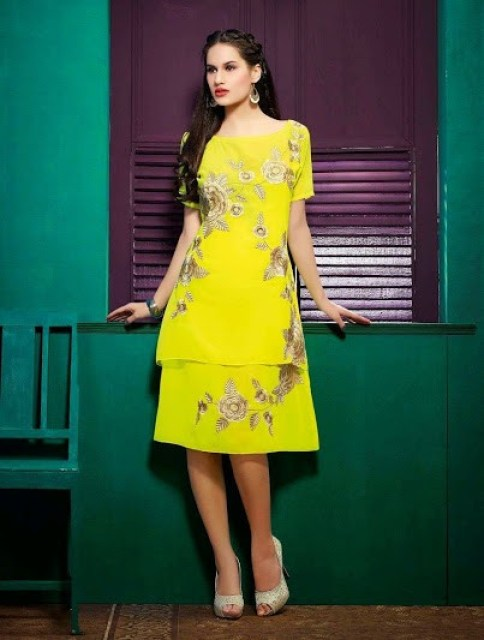 Grace All Parties With Your Kurti Clad Chic Look