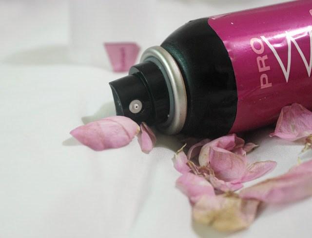 Prowomen Dry Shampoo Review