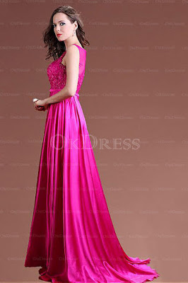 Hottest Evening Dress Styles 2017 Valentine's Day Special