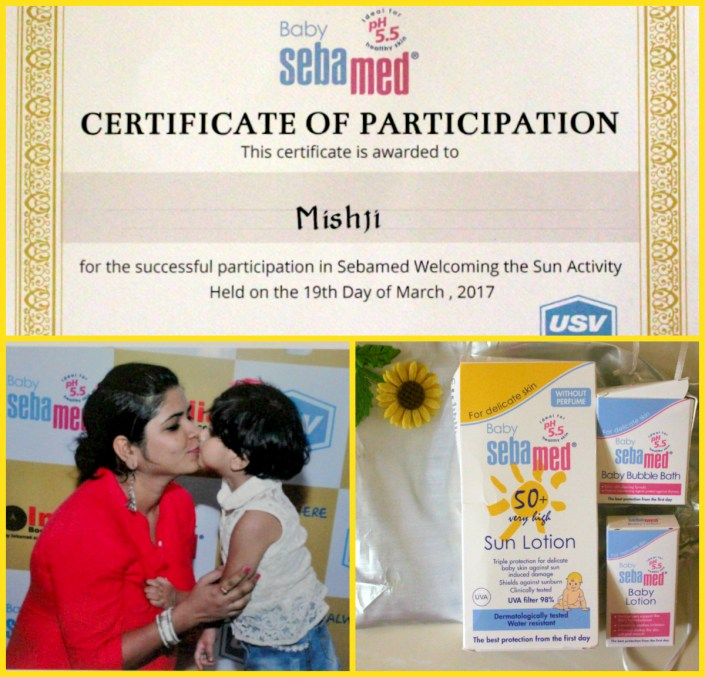 Baby Sebamed pH5.5 Baby Sun Lotion - Launch Event