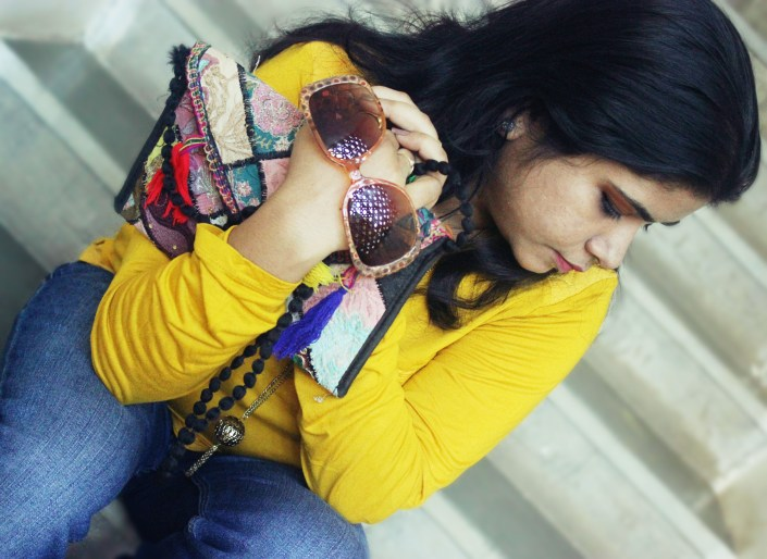 OOTD: How To Wear Mustard Yellow