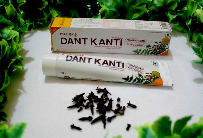 Patanjali Dant Kanti Dental Cream Tooth Paste Review