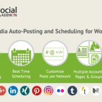 Social Media Auto Post & Scheduler: Blog2Social WordPress Plugin Review