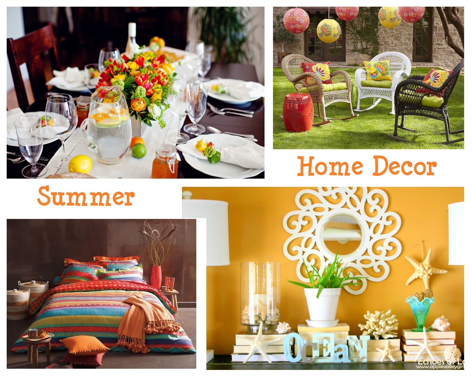 interior for decorating decor ideas tour and home summer