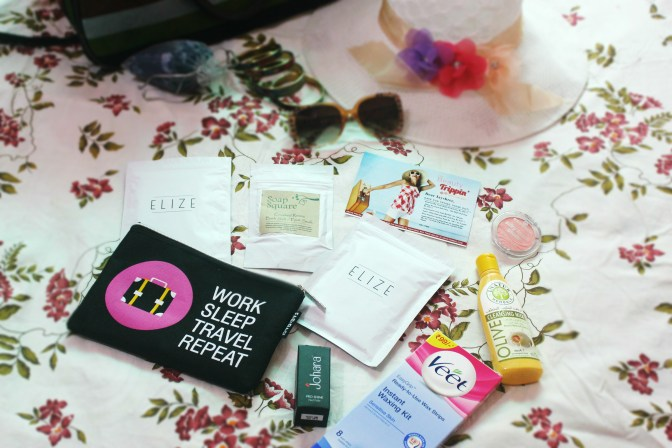 Fab Bag May 2017 Review | The Beauty Trippin'