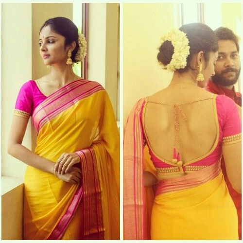 How Can Wearing A Designer Saree Make You Look Special