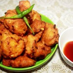 Moong Dal Pakoda Recipe