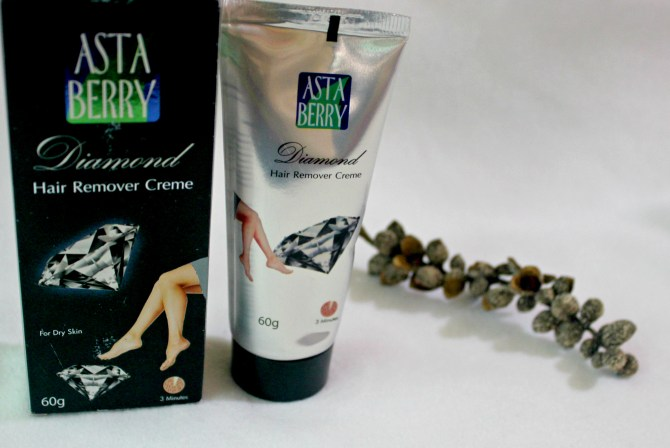 Astaberry Diamond Hair Remover Creme Review
