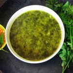 Drumstick Leaves Dal Recipe