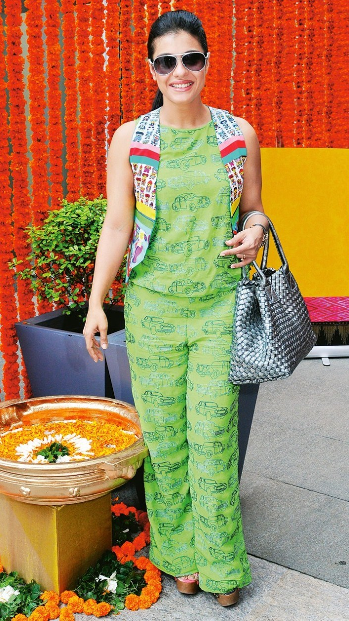 Bollywood Actress In Jumpsuit