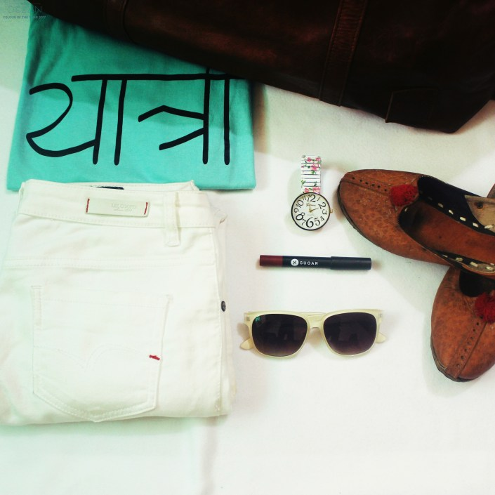 The Desi Traveler: OOTD