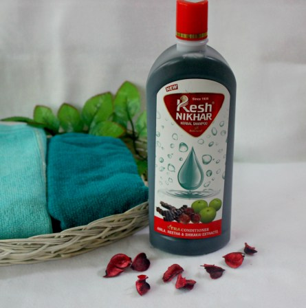 Kesh Nikhar Herbal Shampoo Review