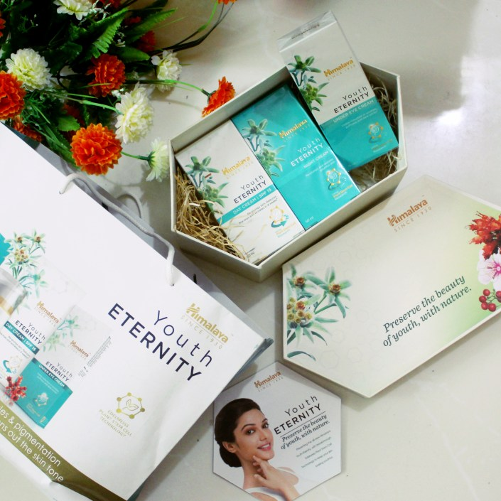 Himalaya Launches Youth Eternity Range #PreserveYouthfulSkin