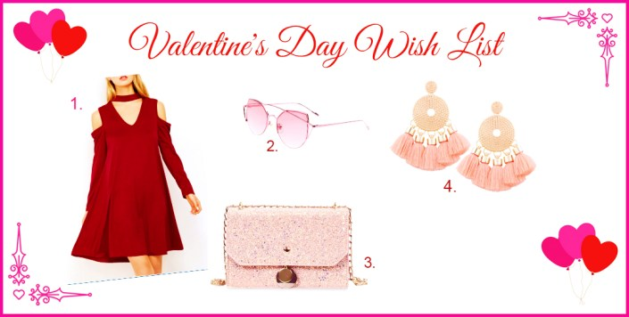 My Trendy Valentine's Wish List Ft Zaful