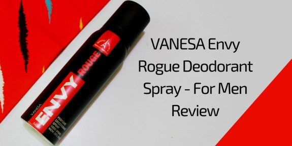 VANESA Envy Rogue Deodorant Spray – For Men Review