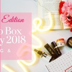 Valentine's Edition: Glamego Box February 2018: Unboxing & Review