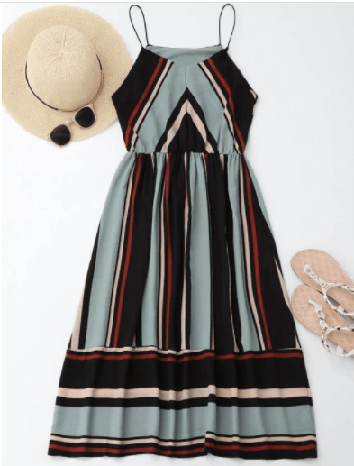 3 Trendy Summer Dresses with Accessories