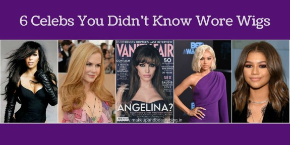 6 Celebs You Didn't Know Wore Wigs