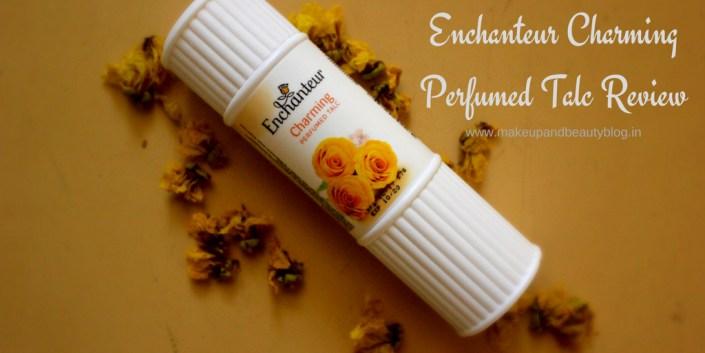 Enchanteur Charming Perfumed Talc Review
