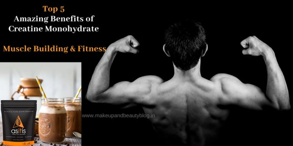 Top 5 Amazing Benefits of Creatine Monohydrate | Muscle Building & Fitness