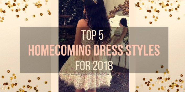 Top 5 Homecoming Dress Styles For 2018