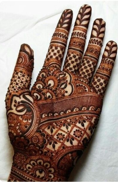 11 Simple Quick Latest Mehendi Design Images Makeup Review And