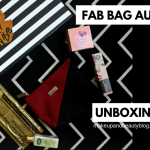 Fab Bag August 2018 | Own The Glam | Unboxing & Review