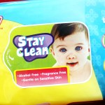 Nuby Stay Clean Disposal Wet Wipes Review