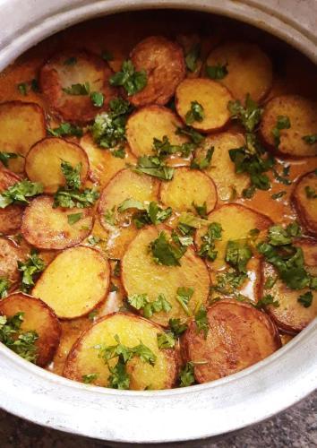 Chicken Dum Masala Recipe