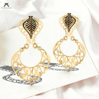 Gold Earrings And Why You Need To Buy Them Right Now!