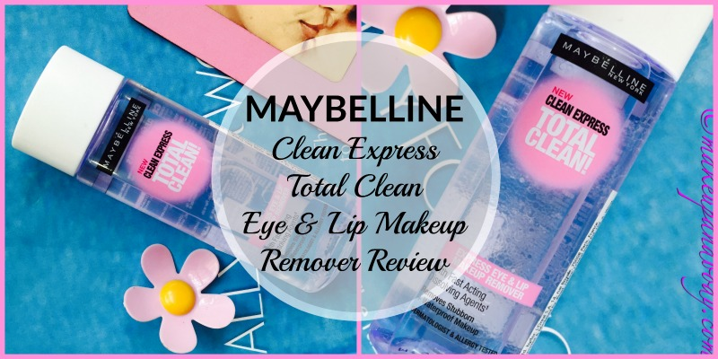 Clean Express! Classic Eye Makeup Remover by Maybelline #13
