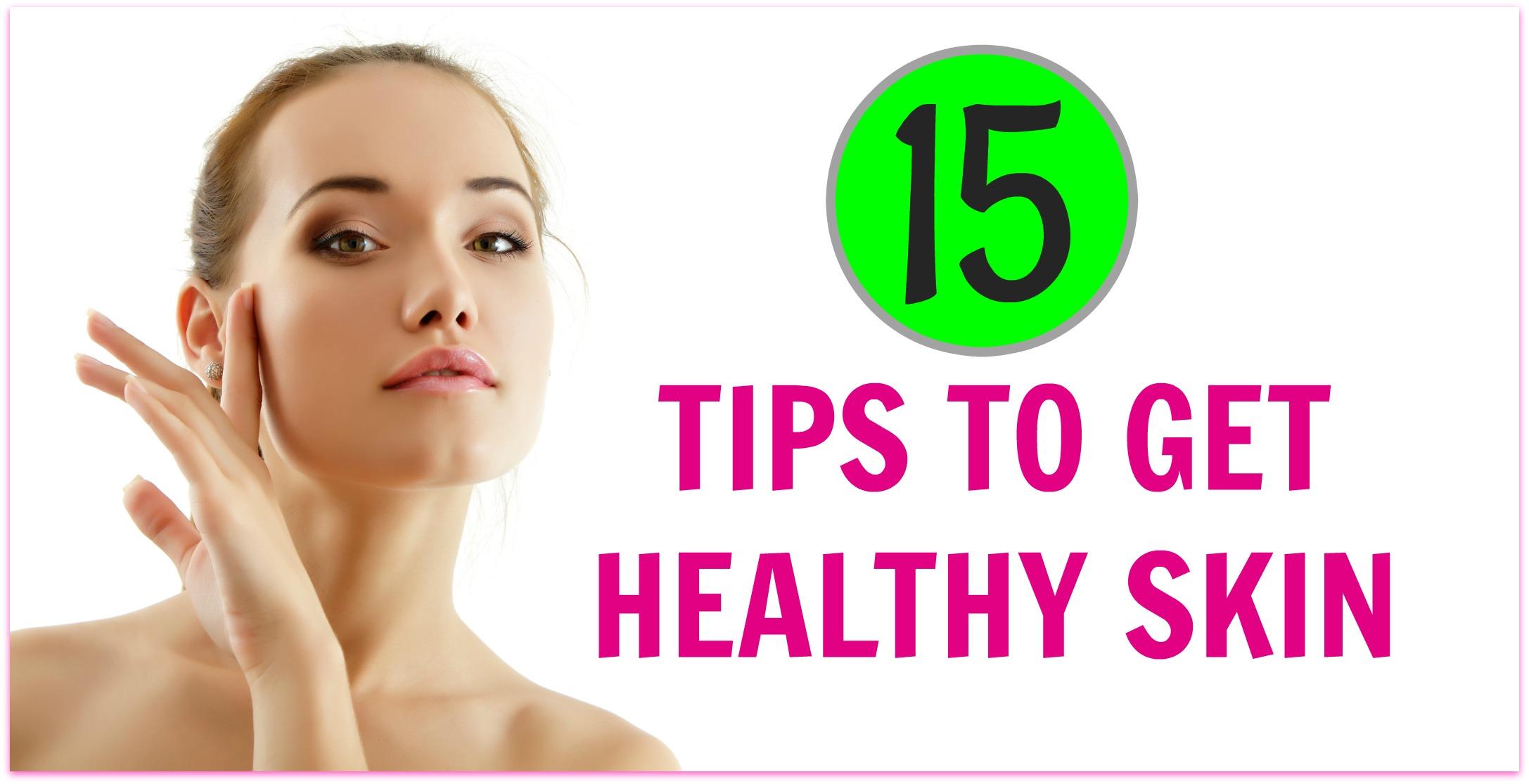 Watch How to Get Healthier Skin video